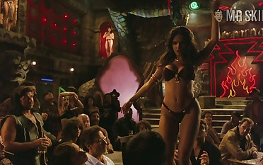 Salma Hayek's table dance from Sundown till Dawn is sexy and erotic