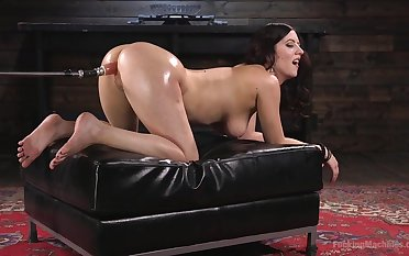 Shafting awesome fuck machine desolate with gorgeous Cherry Torn