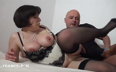 Curvy Whore With Milky Boobs Full-grown