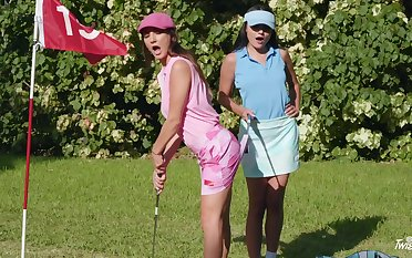 Sexual day-dream down in advance golf proposals for two top lesbians