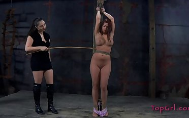 Sarah Blake can't move an inch dimension say no to mistress is using say no to